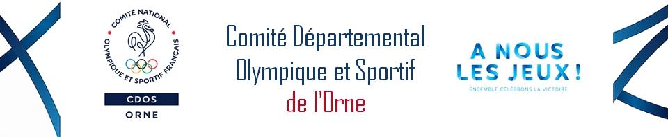 CDOS de l'Orne – Comité Départemental Olympique et Sportif