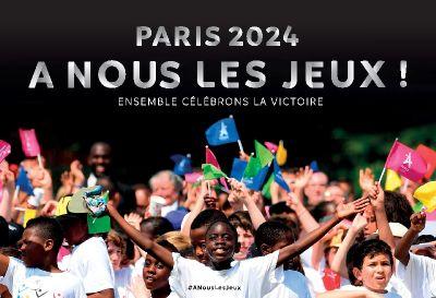 Paris 2024 – A Nous les Jeux !