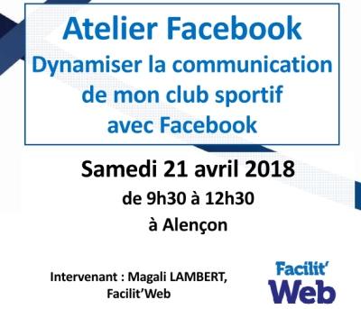 "Atelier ""Facebook"""